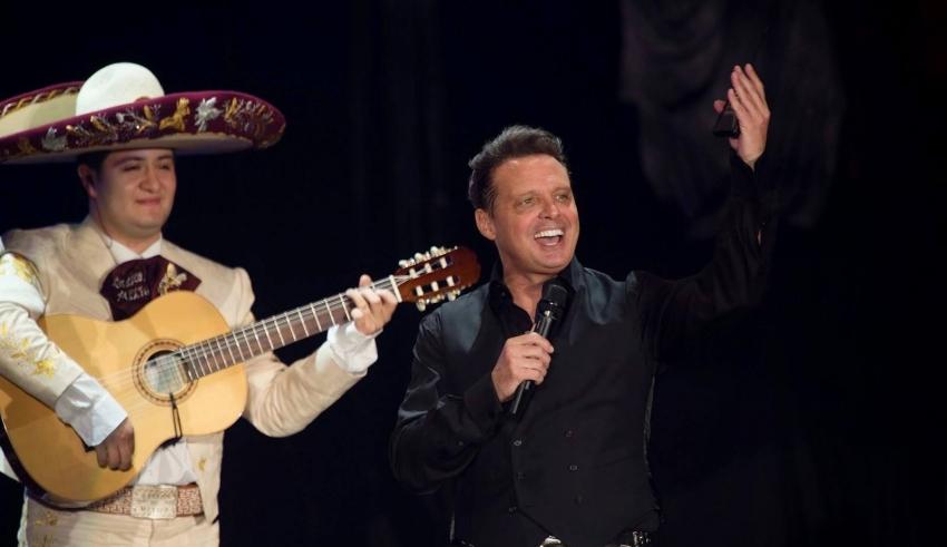 Gira con Luis Miguel en México y USA